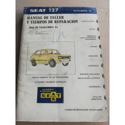 MANUAL TALLER SEAT 127