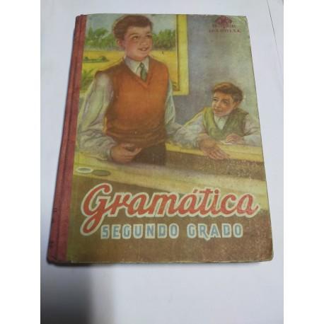 LIBRO GRAMATICA SEGUNDO GRADO
