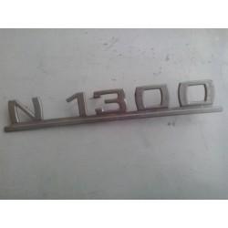 ANAGRAMA MERCEDES N1300