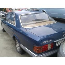 MERCEDES BENZ 280 SE W126